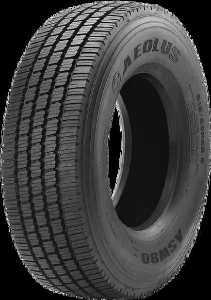 AEOLUS 385/65 R22,5 158 L ASW80 TL Tehergépkocsi pótkocsi gumi