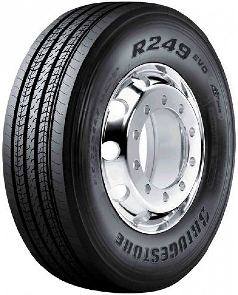 BRIDGESTONE-38565-R-225-49-160K158L-------Tehergepkocsi-potkocsi-gumi-