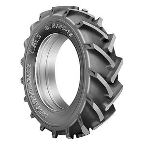 BKT 6,5/80 - 15 8 PR, 106 A8,  AS-505 Mezőgazdasági és ipari abroncs gumi