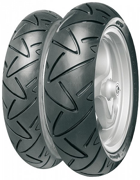 CONTINENTAL 90/90- 10 Twist Motorabroncs  gumi