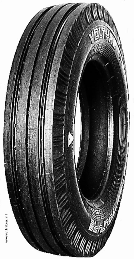 VOLTYRE 6,00 -16 6PR L-225A SET (A+T)  gumi
