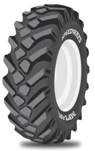 Speedways 10,5-18 12PR MPT-007 TL Speedways / Mezőgazdasági és ipari gumik