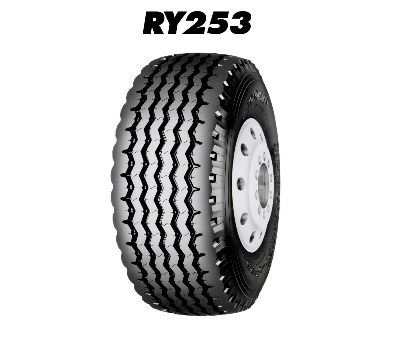 YOKOHAMA-42565-R-225-RY253-Tehergepkocsi-potkocsi-RY253-gumi