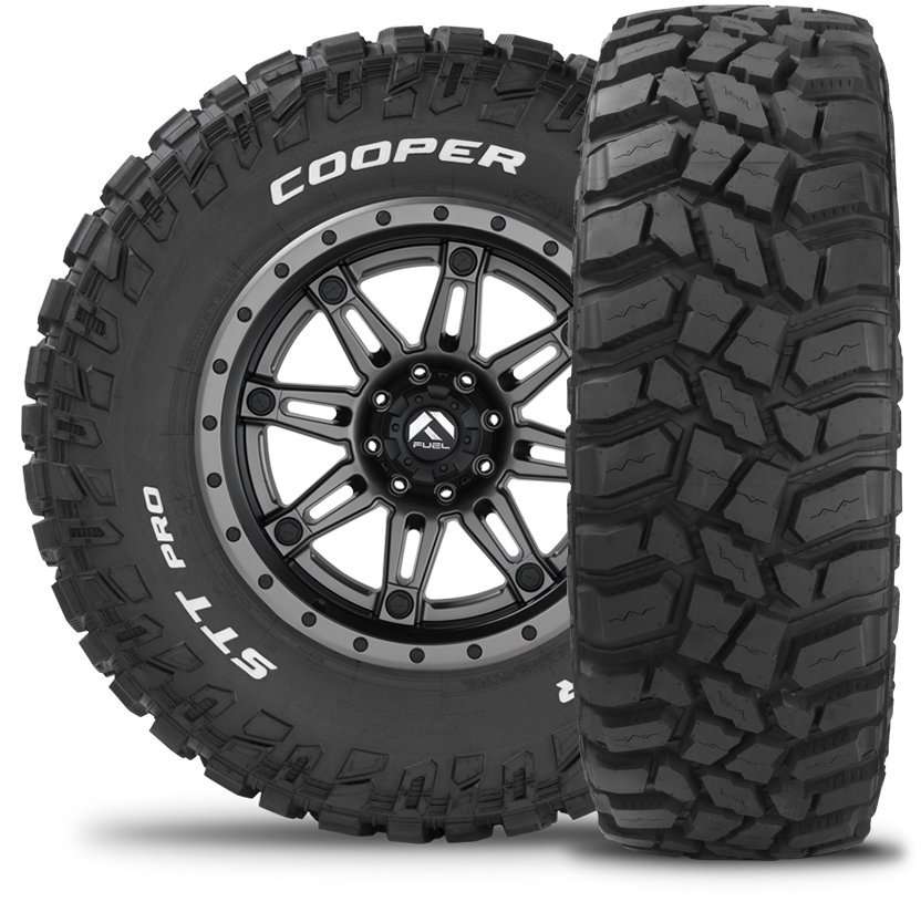 COOPER 225/75 R 16 Discoverer STT PRO POR Terepjáró 4x4 terepre gumi