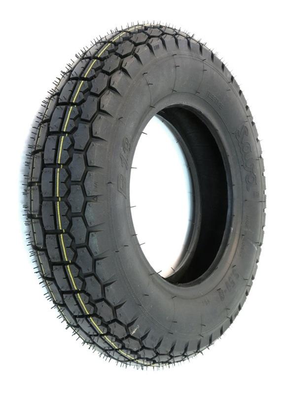 SAVA 4,00 -8 71J B13 6PR TT I.O.(Mg.abroncs)