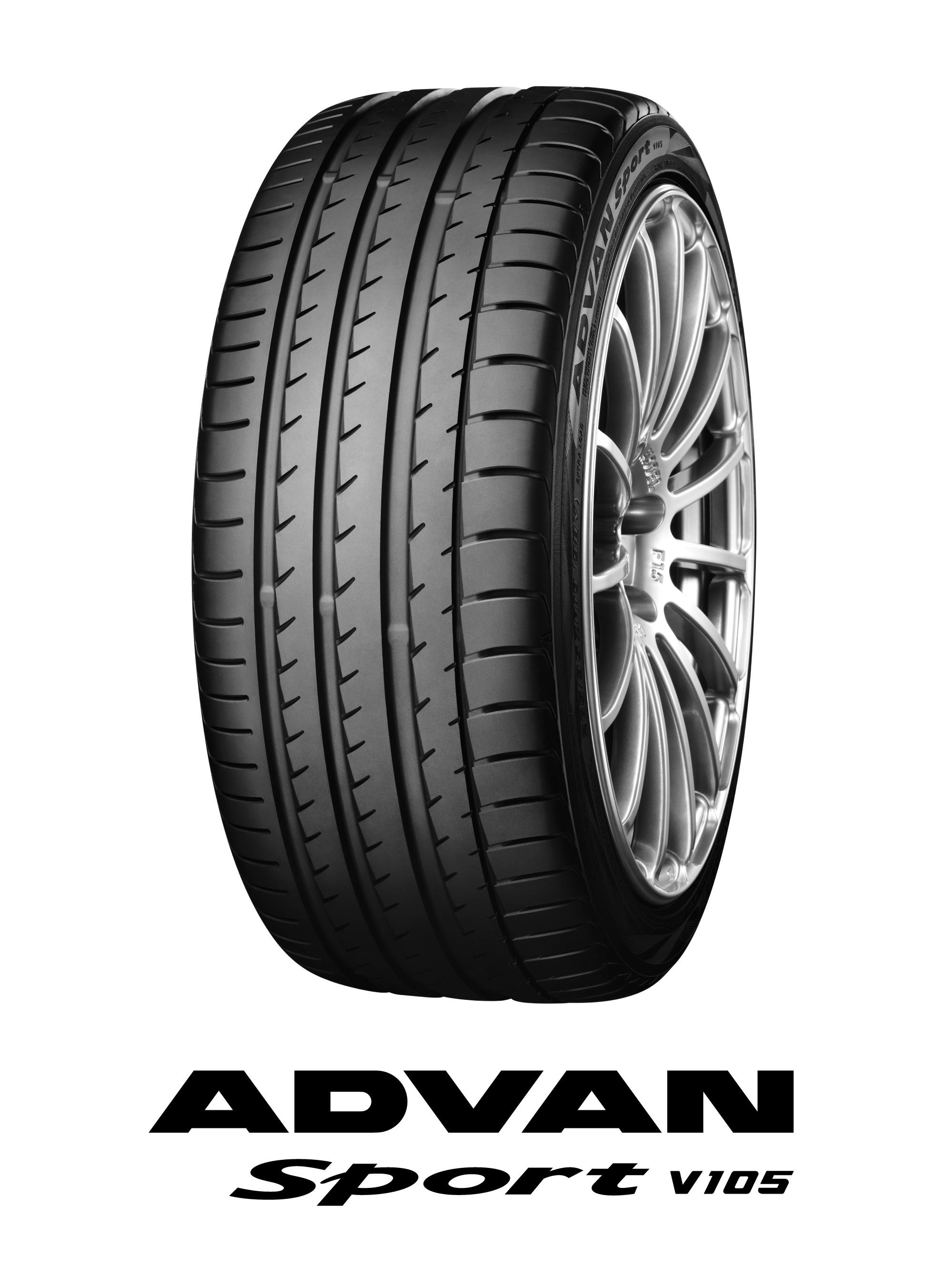 YOKOHAMA-20550R17-ADVAN-Sport-V105-NYARI-SZEMELYGEPKOCSI-GUMI